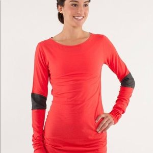 Lululemon Devotion Long Sleeve Tee